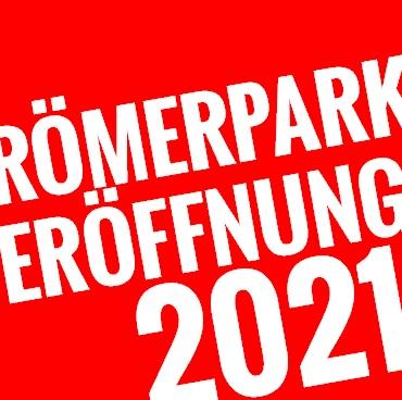 Römerparkeröffnung 2021