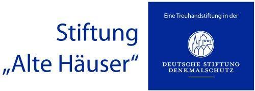 Stiftung Alte Häuser_Logo
