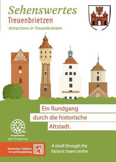 Flyercover Sehenswertes Treuenbrietzen (Foto: Stadtverwaltung Treuenbrietzen)