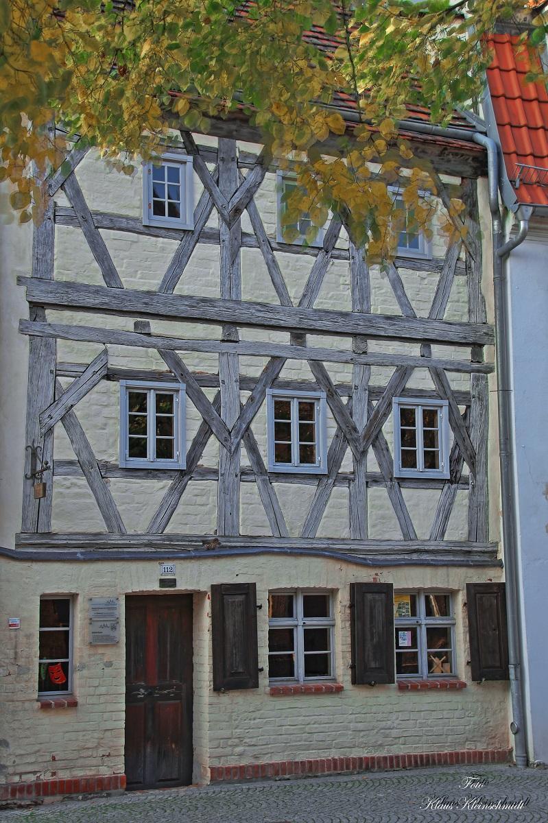 Das Gildenhaus (Foto: Klaus Kleinschmidt)