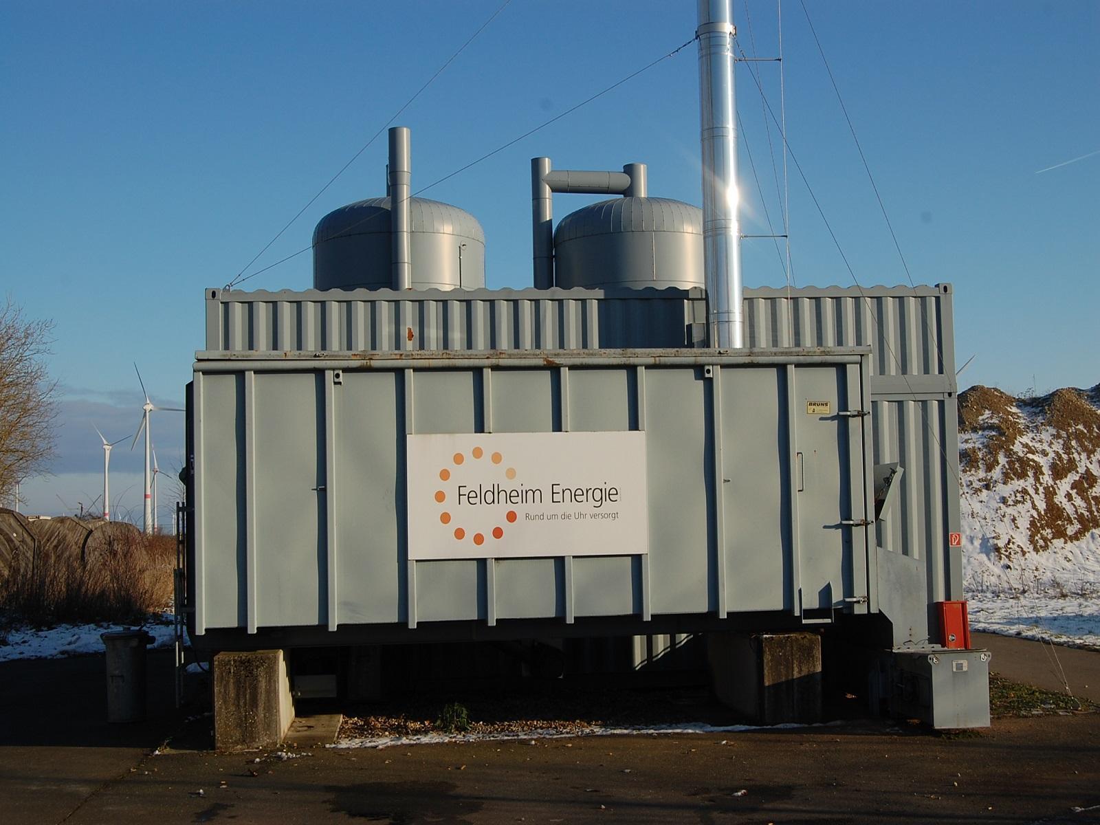 Feldheim Energie (Foto: Petra Richter)