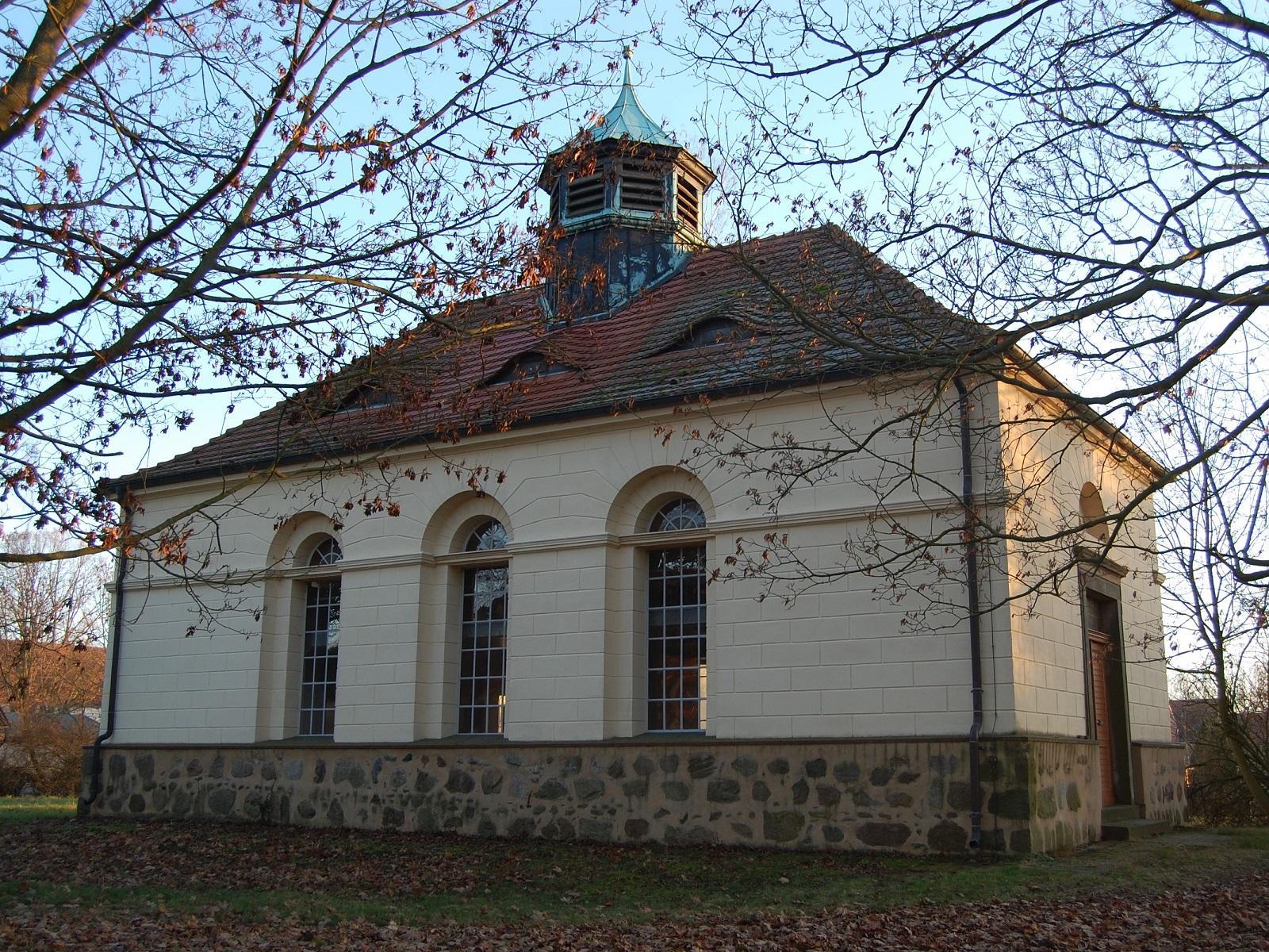 Kirche Feldheim (Foto: Petra Richter)