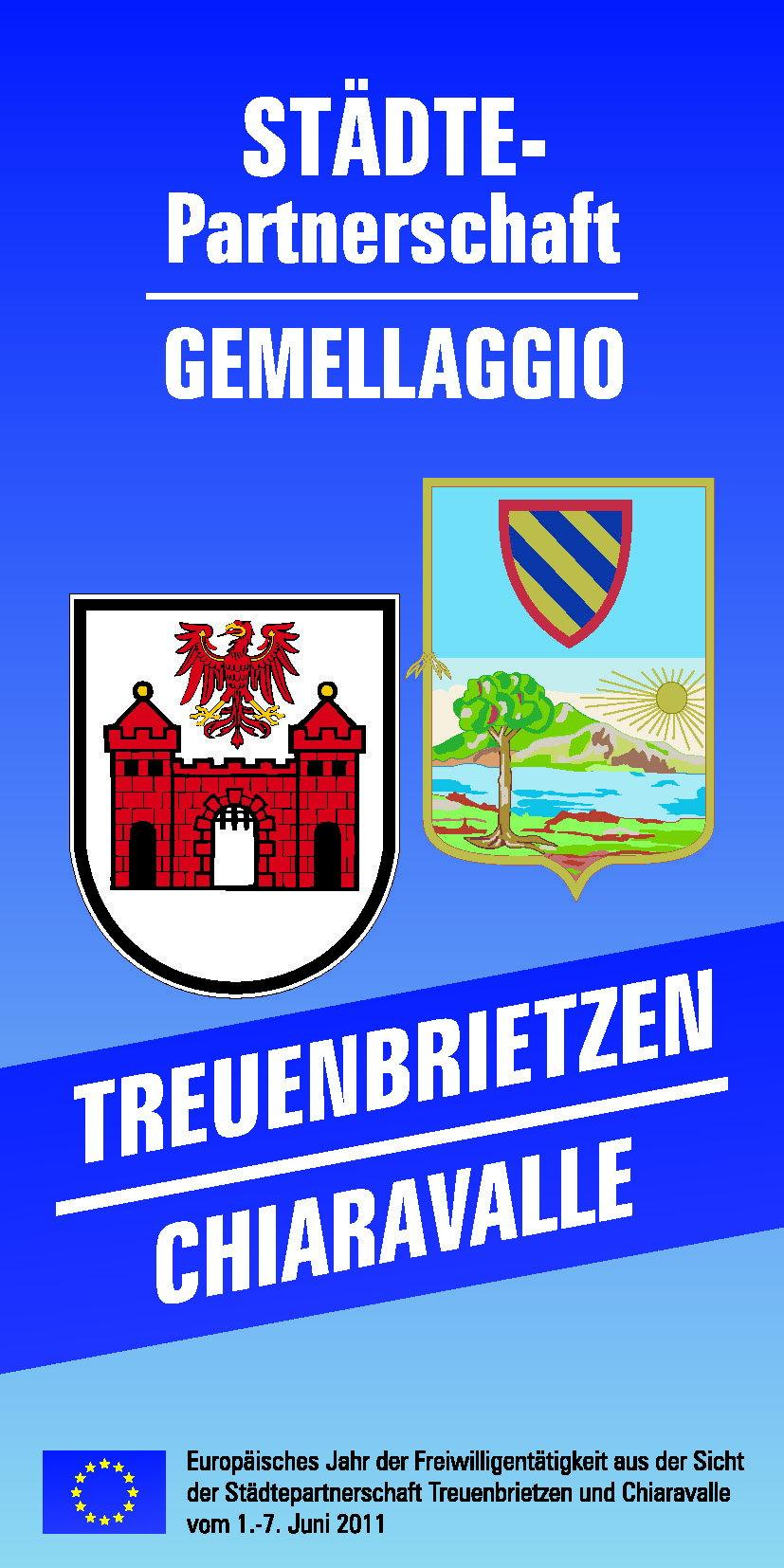 Logo Städtepartnerschaft EUJAFRE