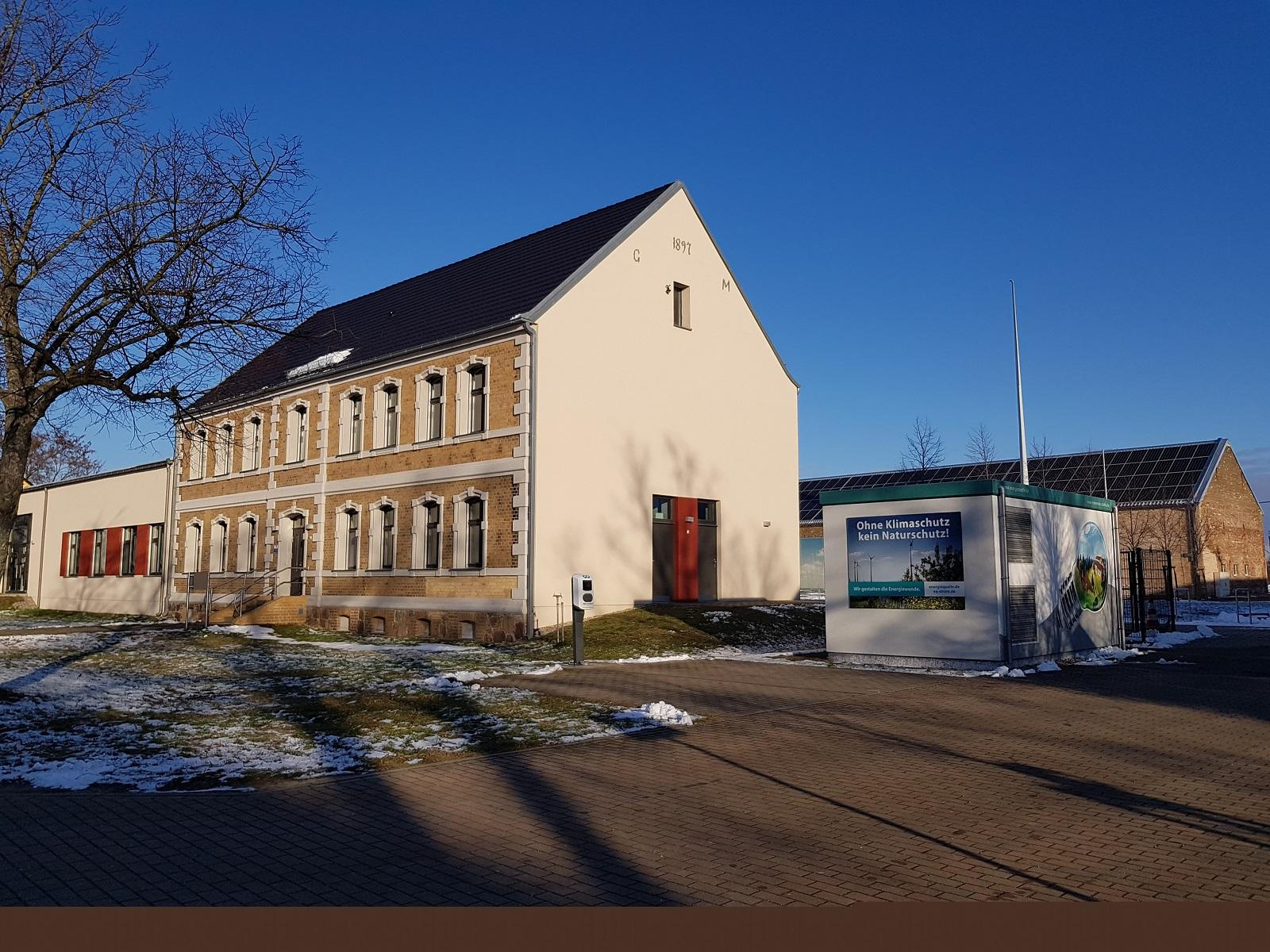 NEF Feldheim (Foto: Petra Richter)