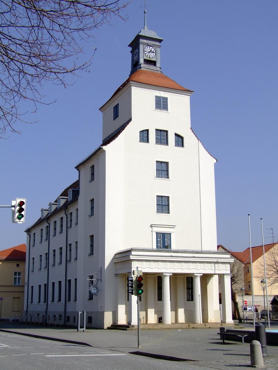 Rathaus Treuenbrietzen (Foto: Klaus Kleinschmidt)