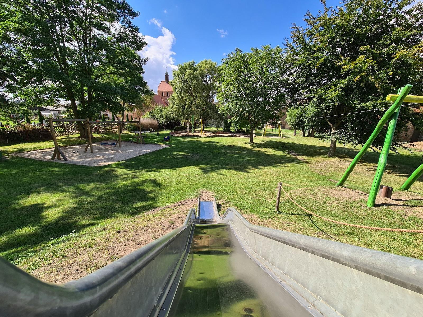 Spielplatz Bardenitz 4 (Foto: Stadtverwaltung Treuenbrietzen)