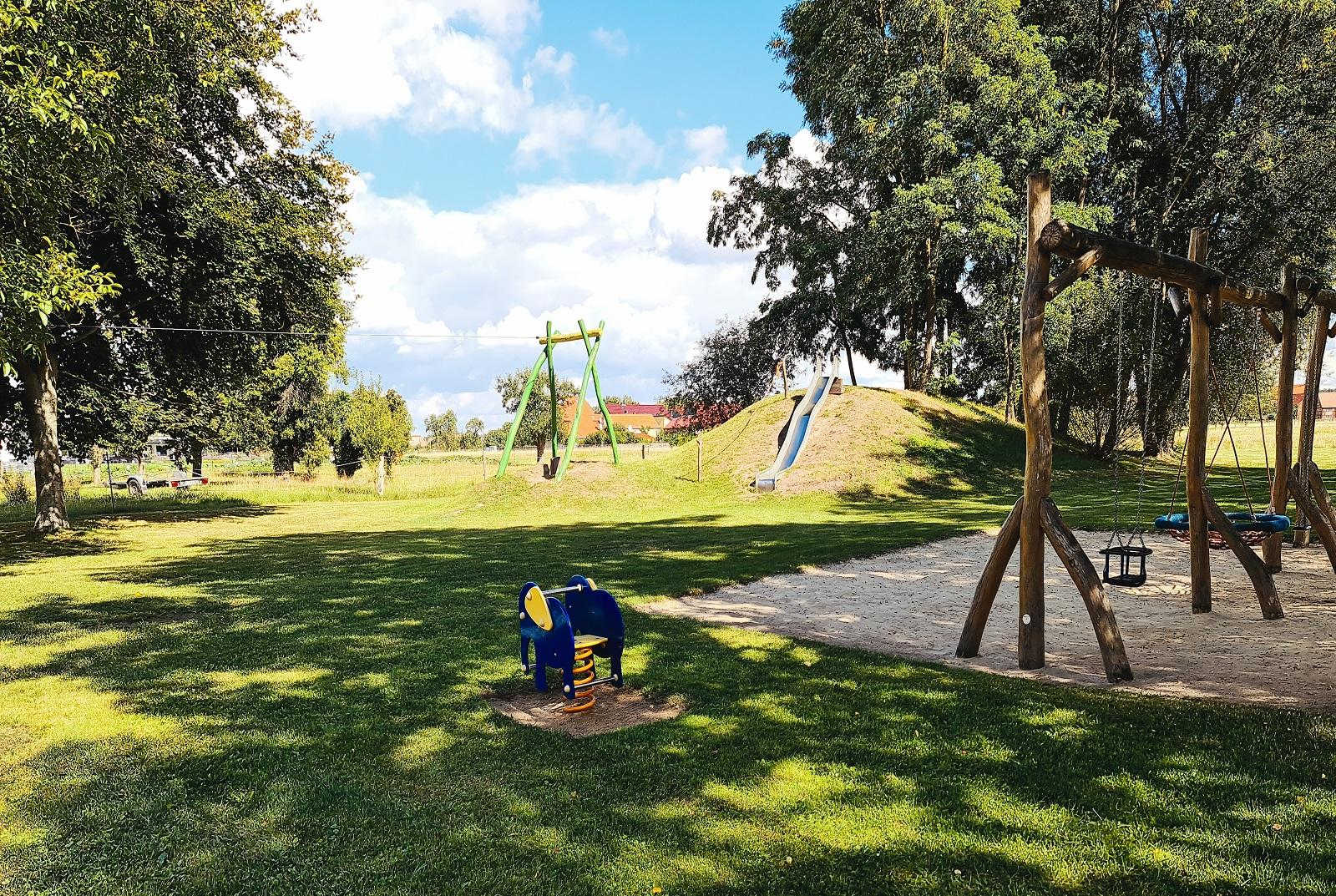 Spielplatz Bardenitz 5 (Foto: Stadtverwaltung Treuenbrietzen)