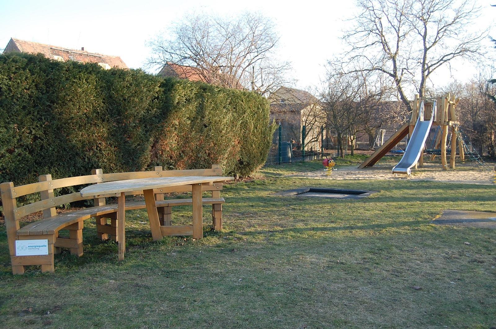 Spielplatz Feldheim 2 (Foto: Petra Richter)