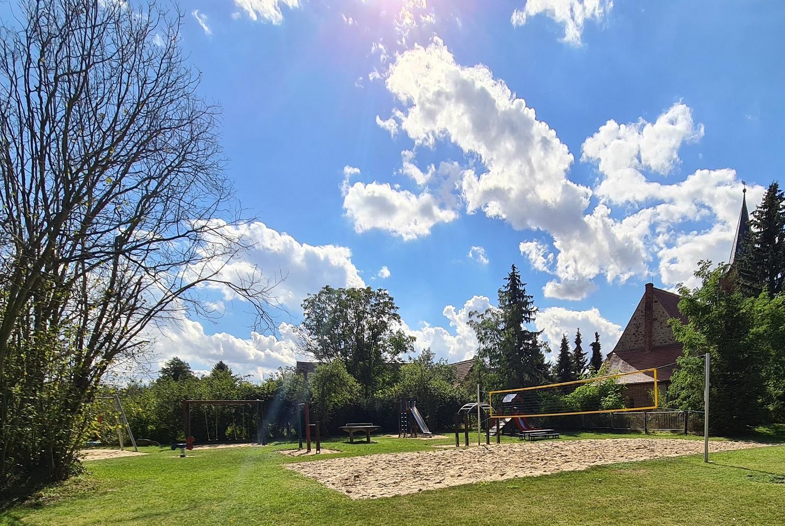 Spielplatz Rietz 4 (Foto: Stadtverwaltung Treuenbrietzen)