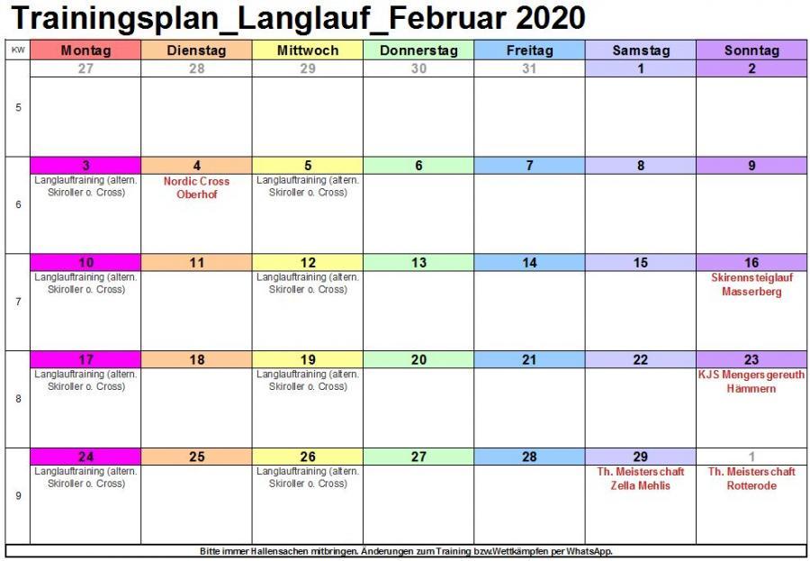 Trainingsplan_Langlauf_Februar2020