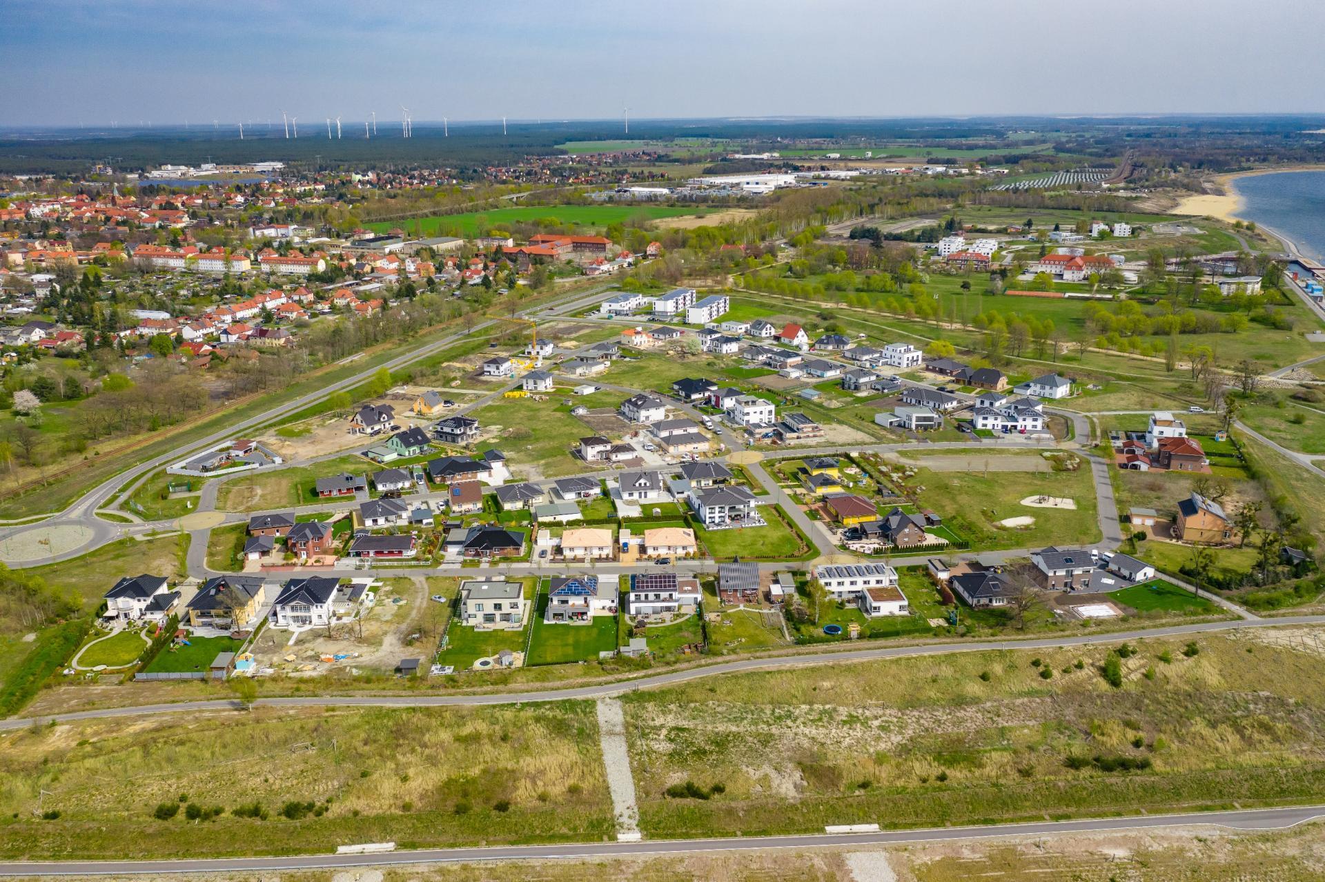 Wohnpark Alma Drohnenexpertise April 2020