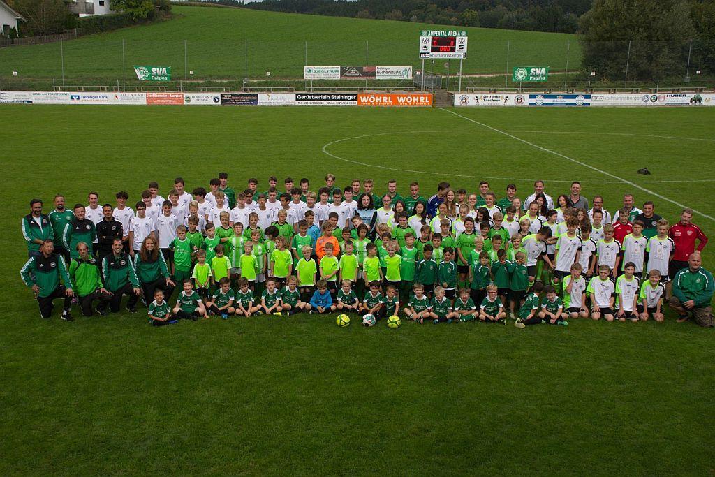 Alle SVA-Jugendmannschaften 2021/22