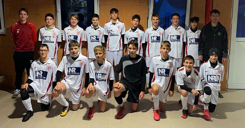 C-Juniorenmannchaft 2020/2021