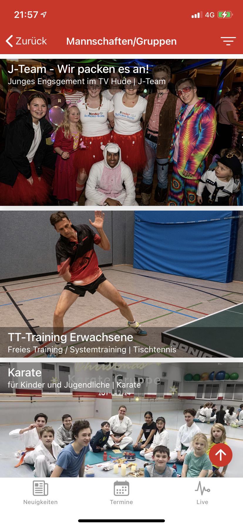 TVH-App