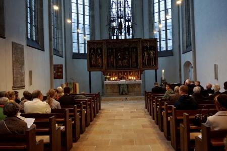GottesdienstWallonerkirche