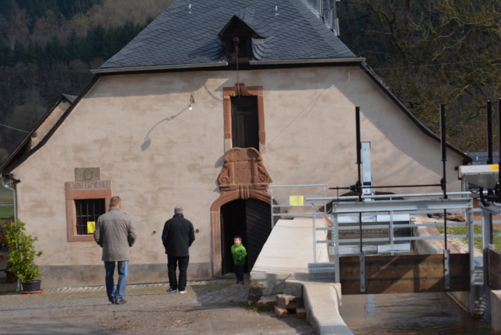 Kornmühle ©SMüller