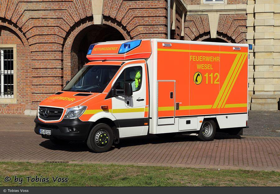 Ausbildung zum/zur Notfallsanitäter/in