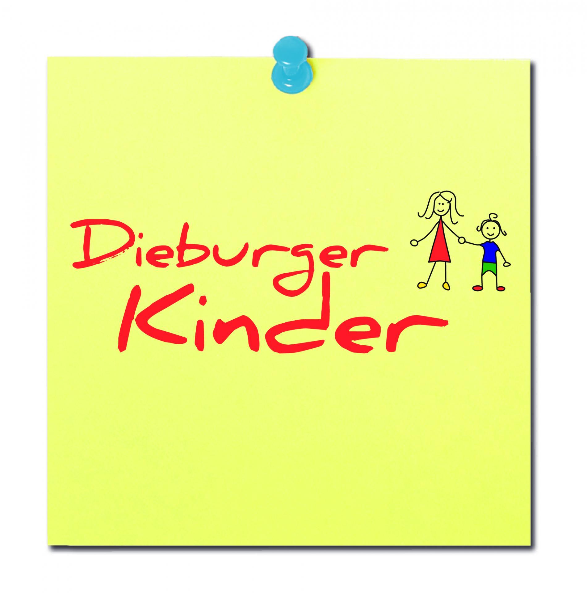 Logo der Dieburger Kinder