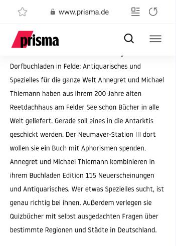 Prisma.de