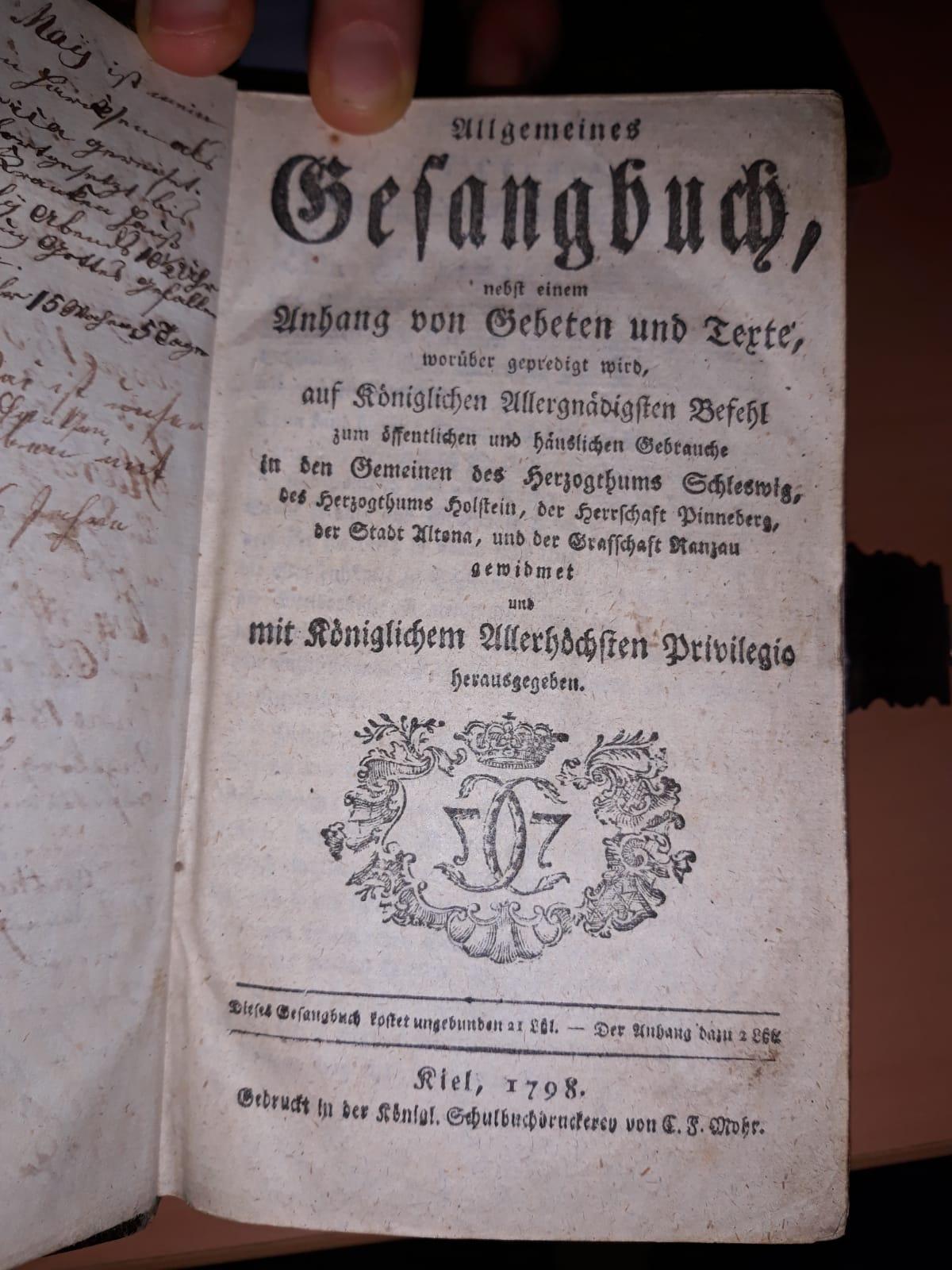 Gesangbuch 05
