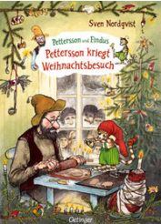 Nordqvist, Pettersson kriegt Weihnachtsbesuch