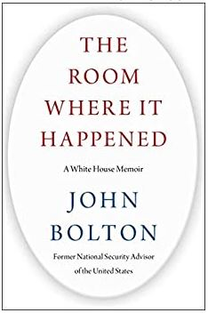Bolton, The room where it happened