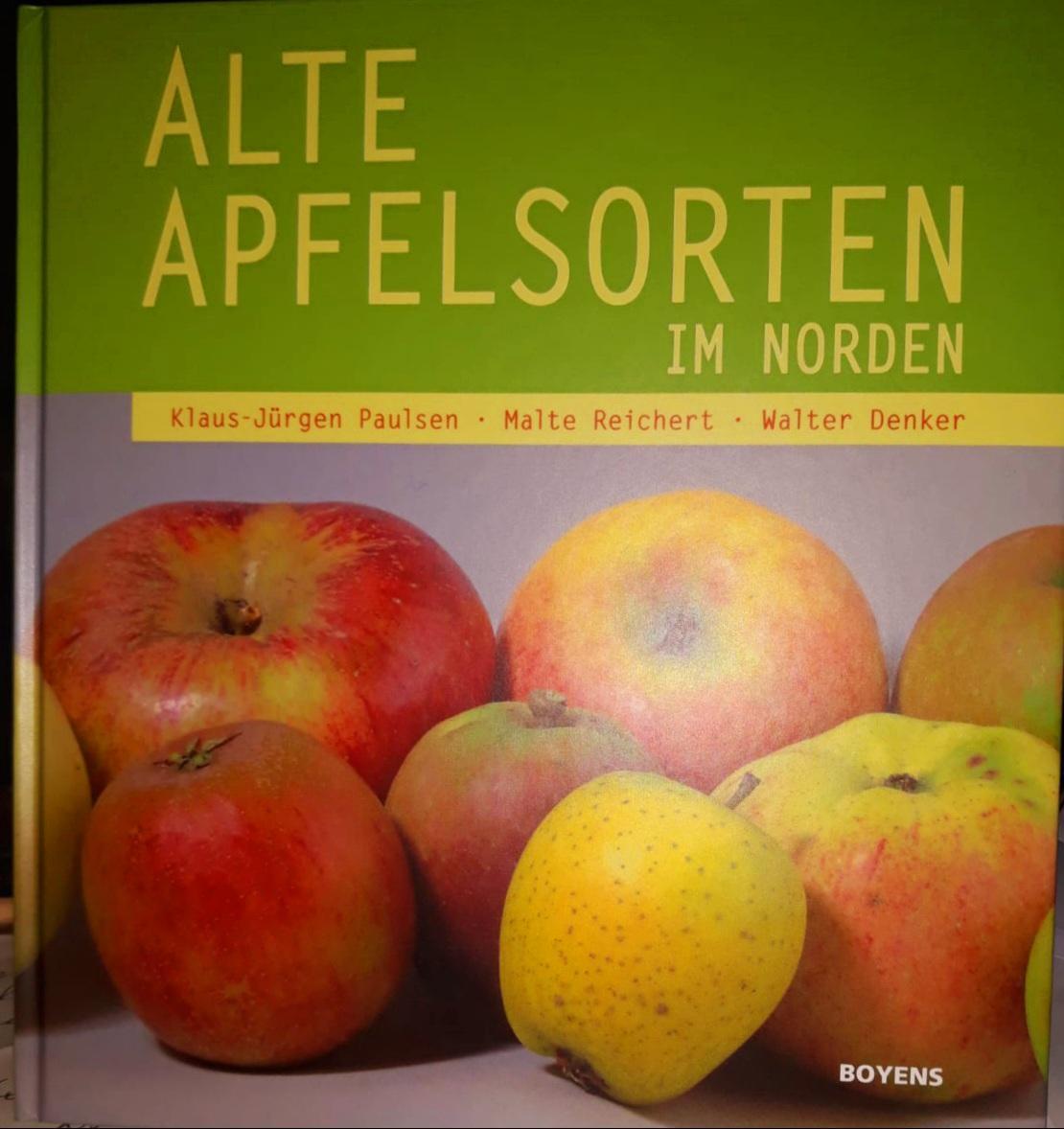 Paulsen, Alte Apfelsorten
