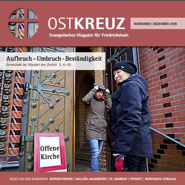 OstKREUZ, Nov-Dez19, Seite 1