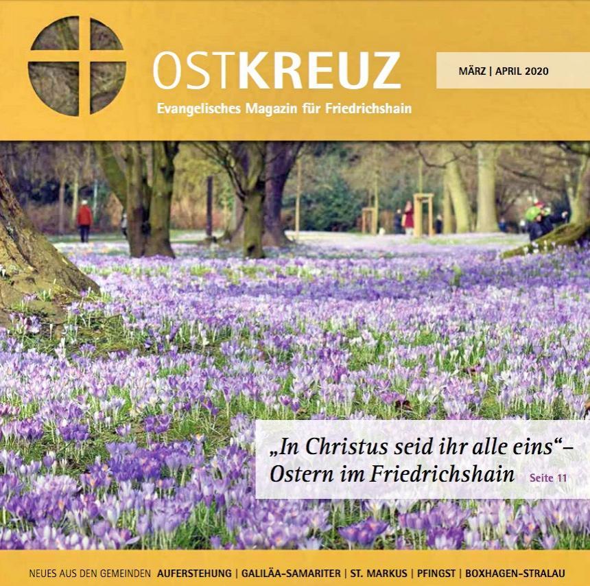 OstKREUZ, MärzApril20, Seite 1