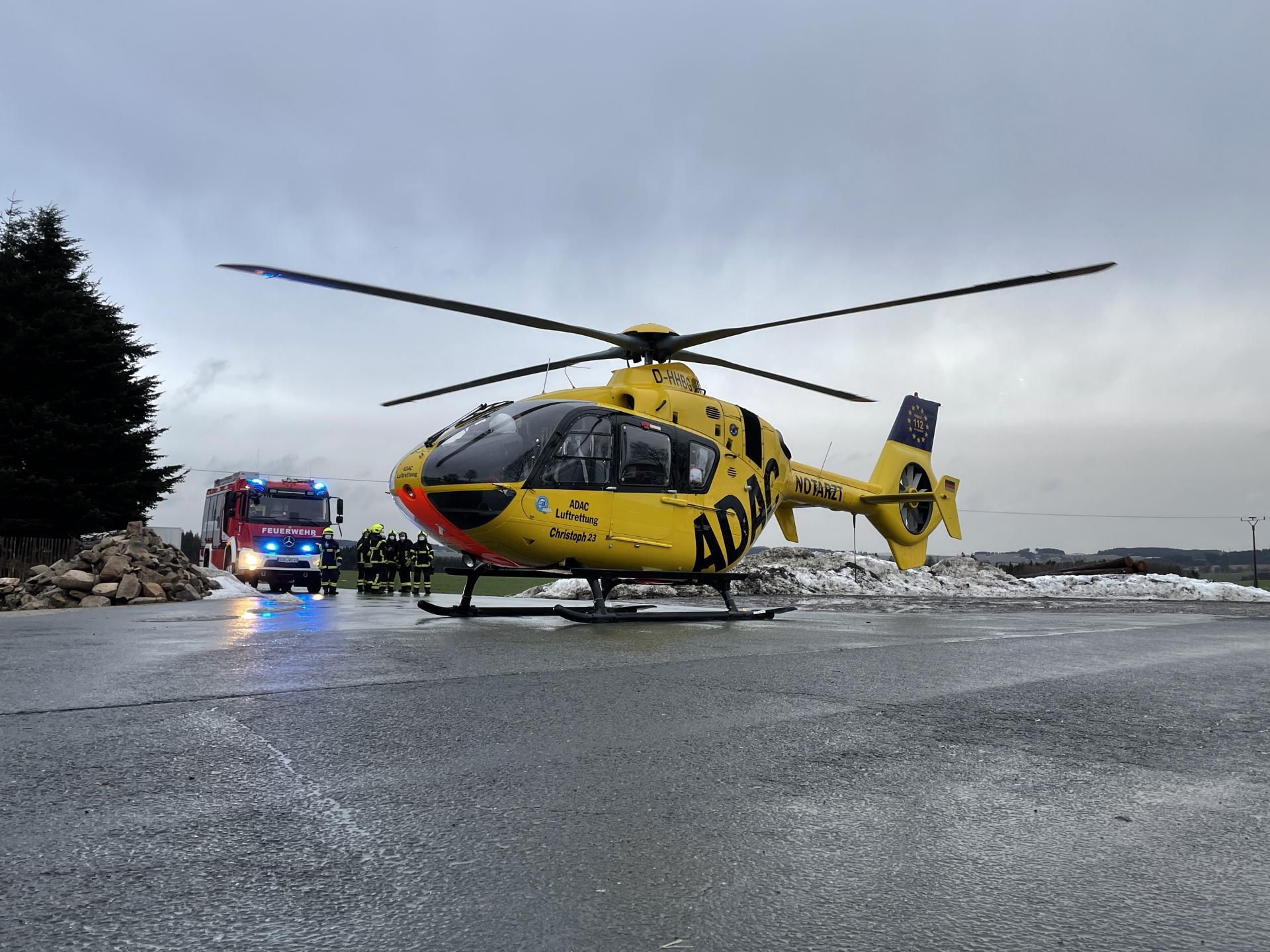 ABS Hubschrauber