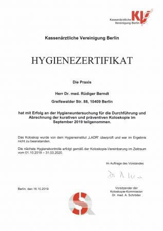 2019/10-2020/03_Hygiene-Zertifikat