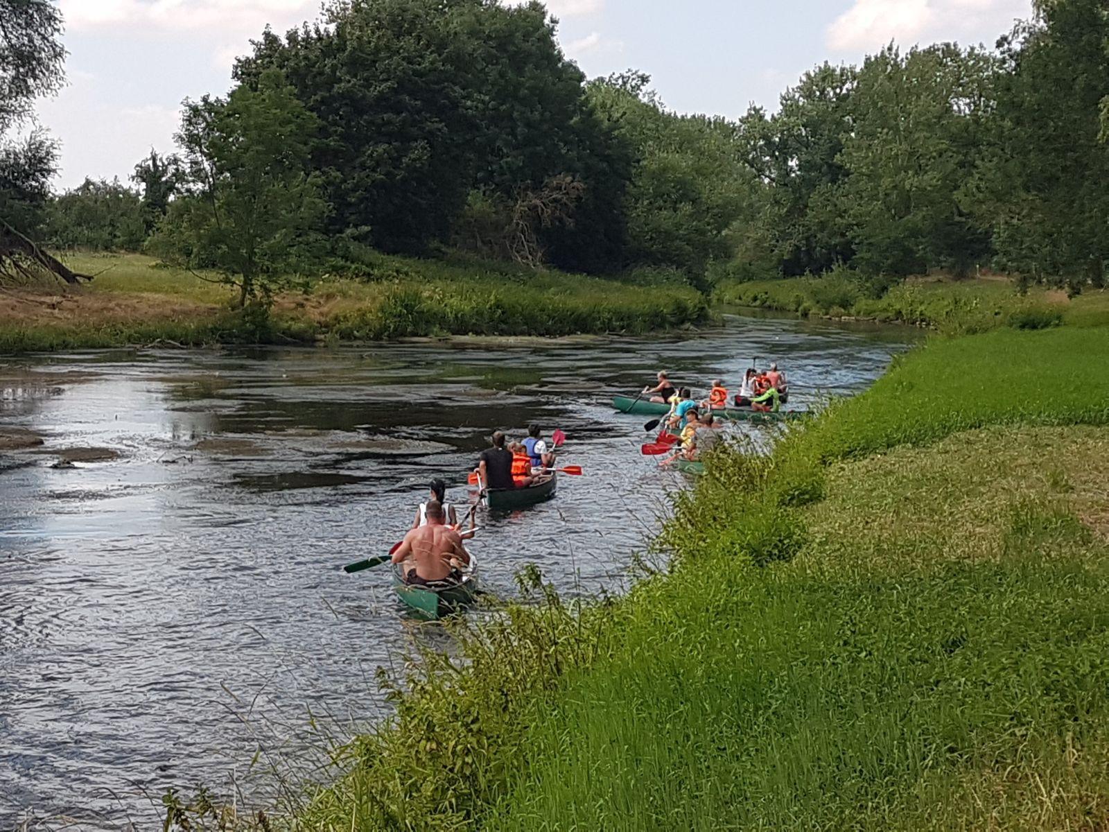 Campingplatz mit Wassersport und Bootsverleih