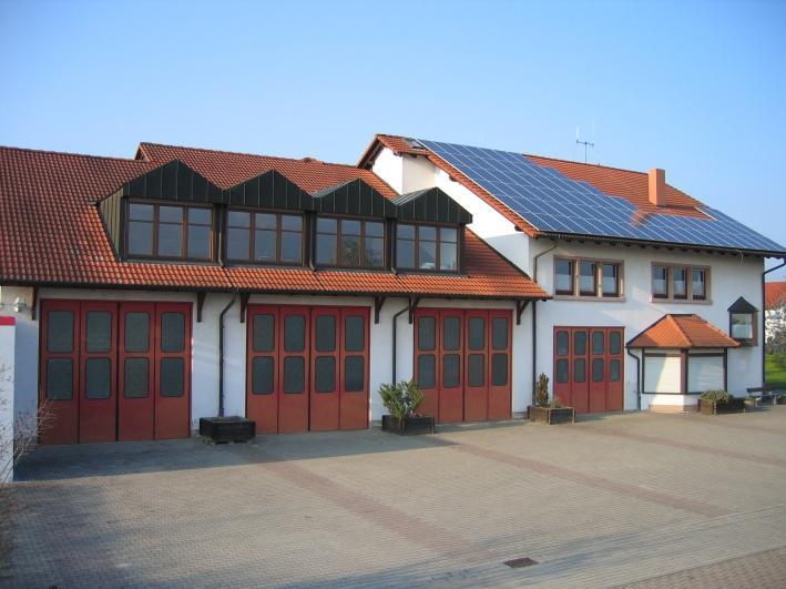 Gerätehaus Ihringen 2011