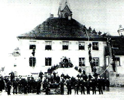 Mannschaft 1885
