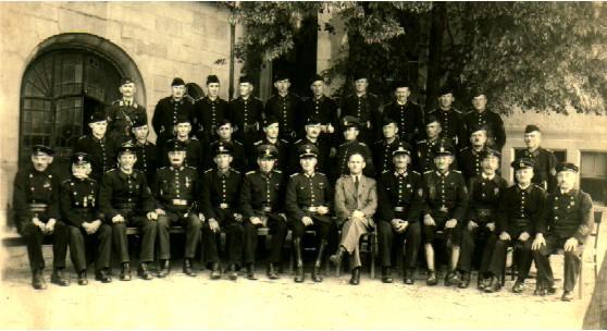 Mannschaft 1936