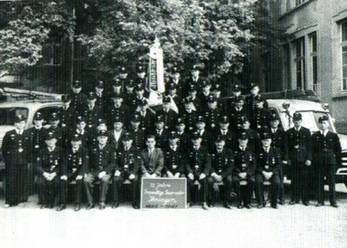 Mannschaft 1961