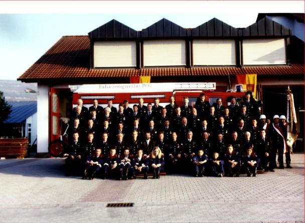 Mannschaft 1997