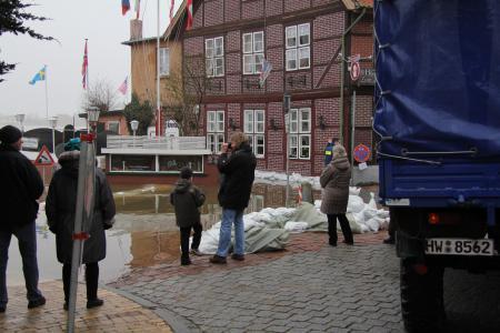 2011 Hochwasser Lauenburg 4