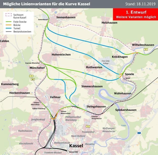 Kurve Kassel