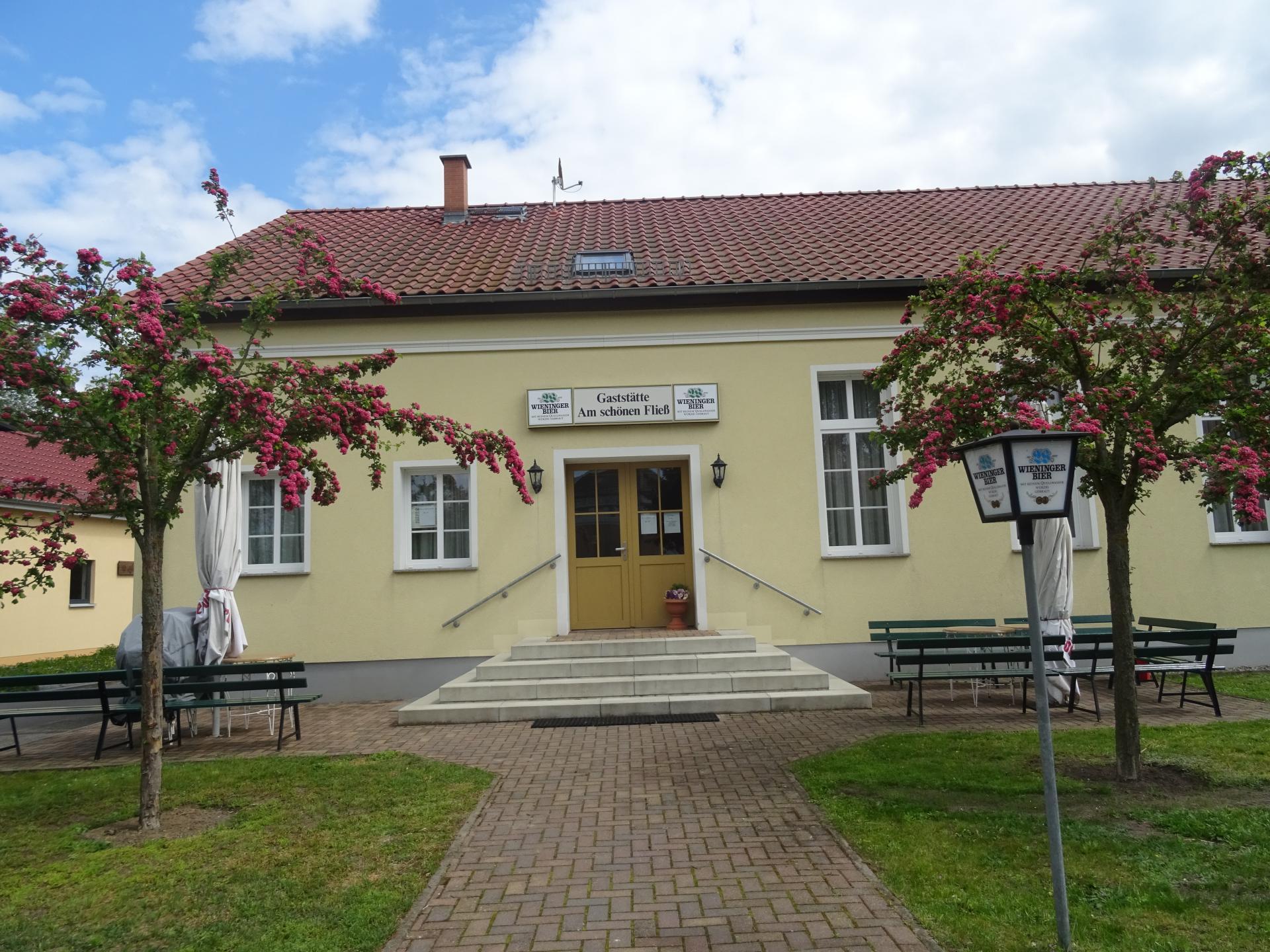 Kulturhaus Schönfließ  Foto: Info Punkt Lebus