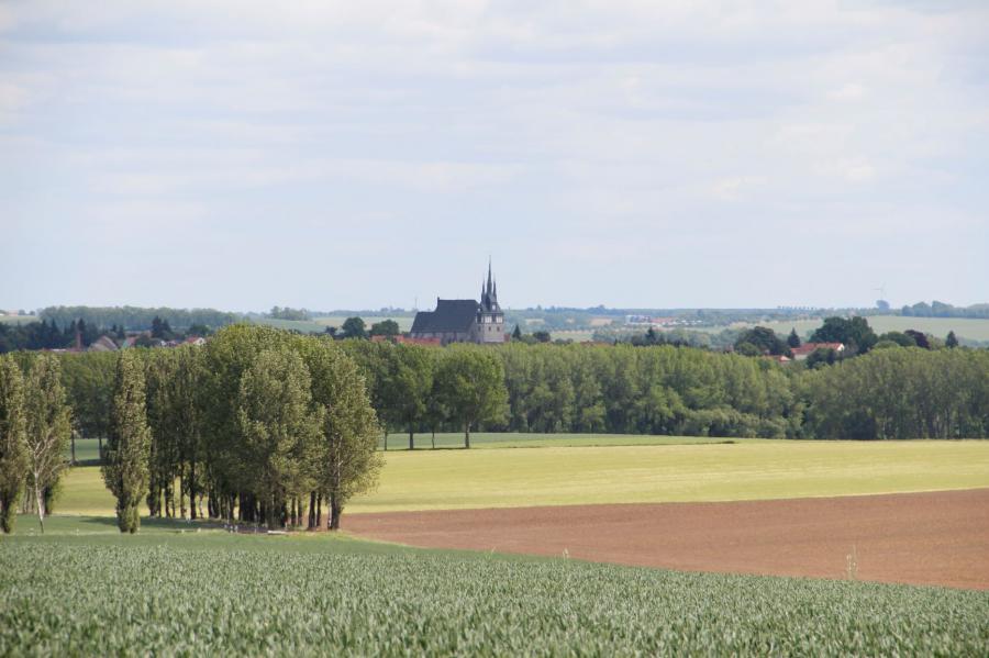 Lommatzsch Kirche