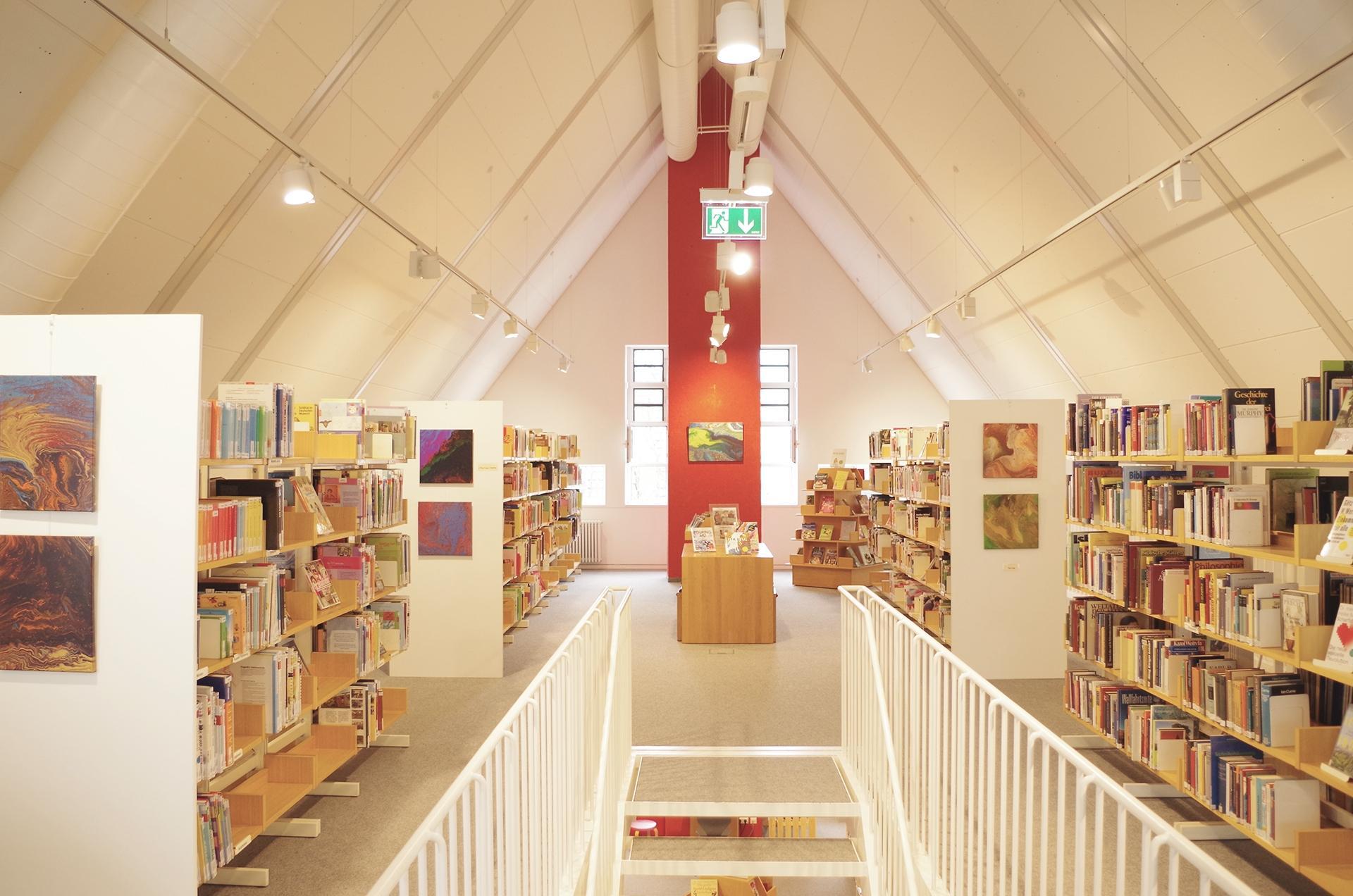 Stadtbibliothek Rheda-Wiedenbrück (1)