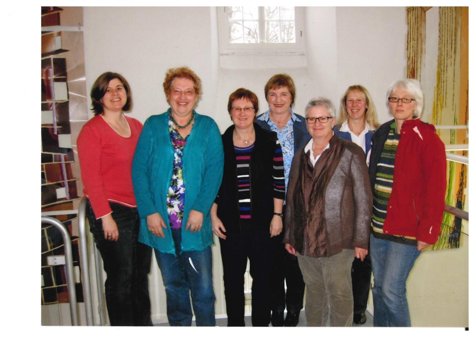 Vorstand Bibliotheksverein 17.02.2014