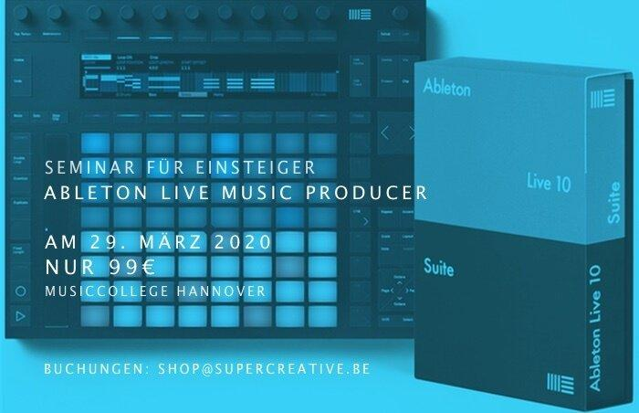 Ableton Live Music Producer