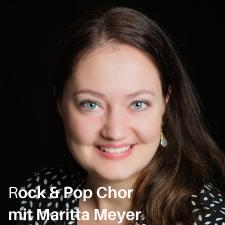 Chor mit Maritta