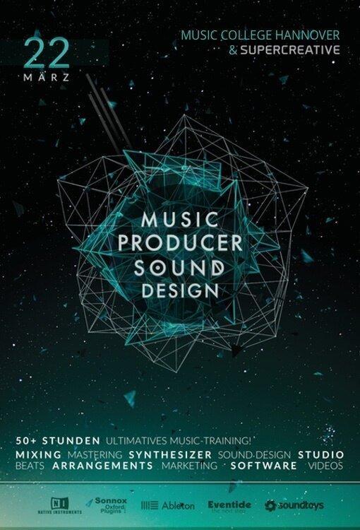 Music Producer Sound design