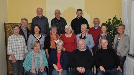 Ehrenamtliche Hospizkreis Foto 2