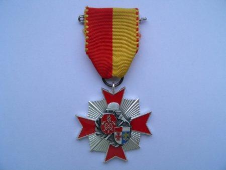 Ehrenkreuz KFV Augsburg Silber