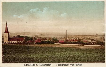 Eilenstedt um 1910