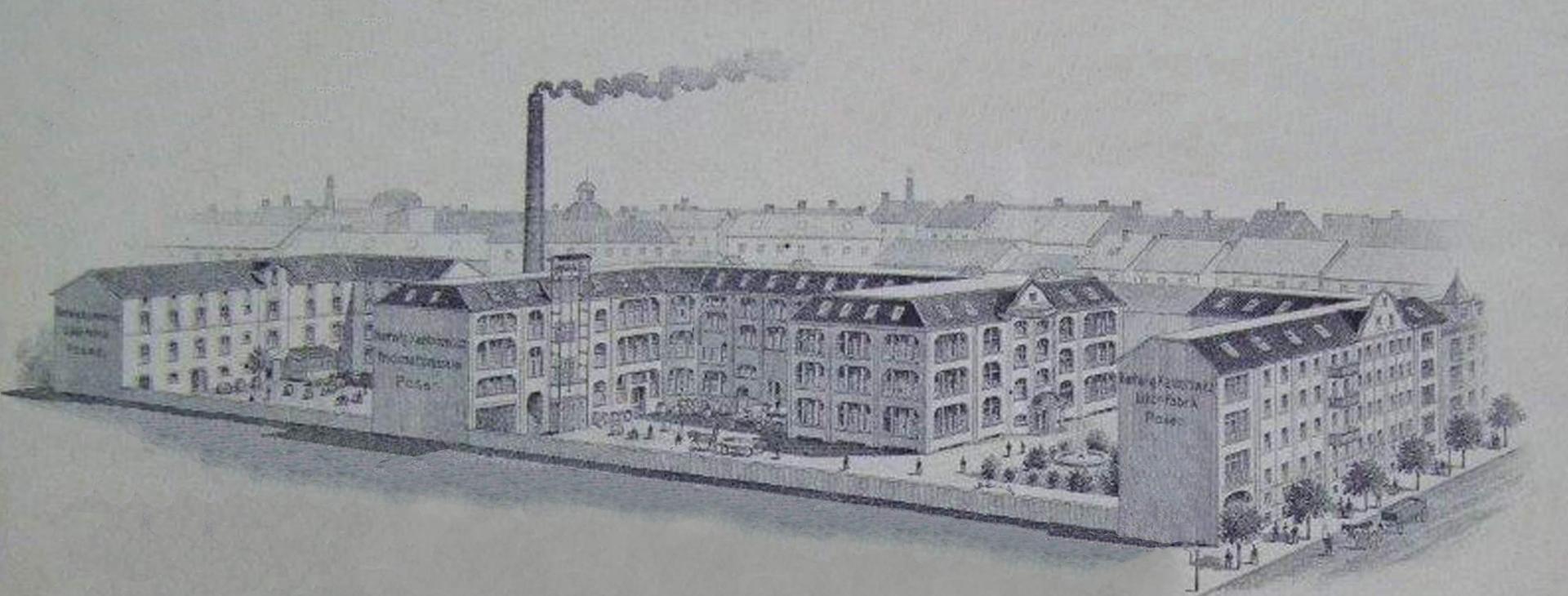 Kantorowicz Fabrikkomplex, ©Stephan Becker, Brüssow